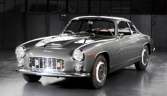 1963 Lancia Flaminia Sport 2.8-Litres 3C 'Double Bubble' Coupé  Chassis no. 82413-3741