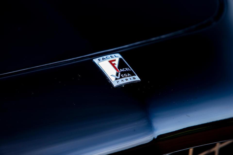 1956  Facel Vega FV2 Coupé  Chassis no. FV2 56056