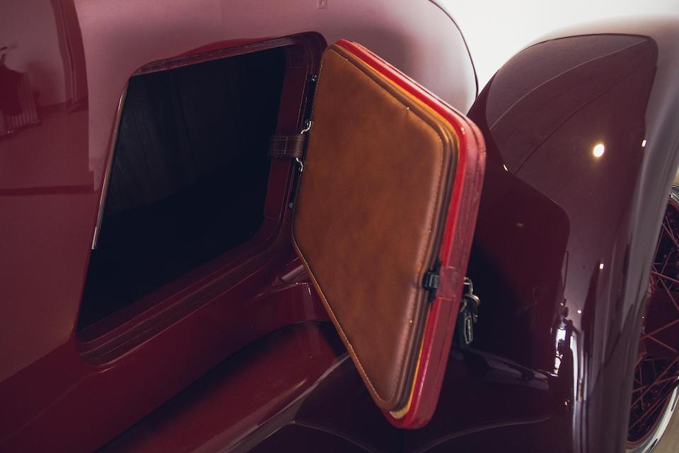 1928 Auburn Model 88 Boattail Speedster  Chassis no. 88 1306