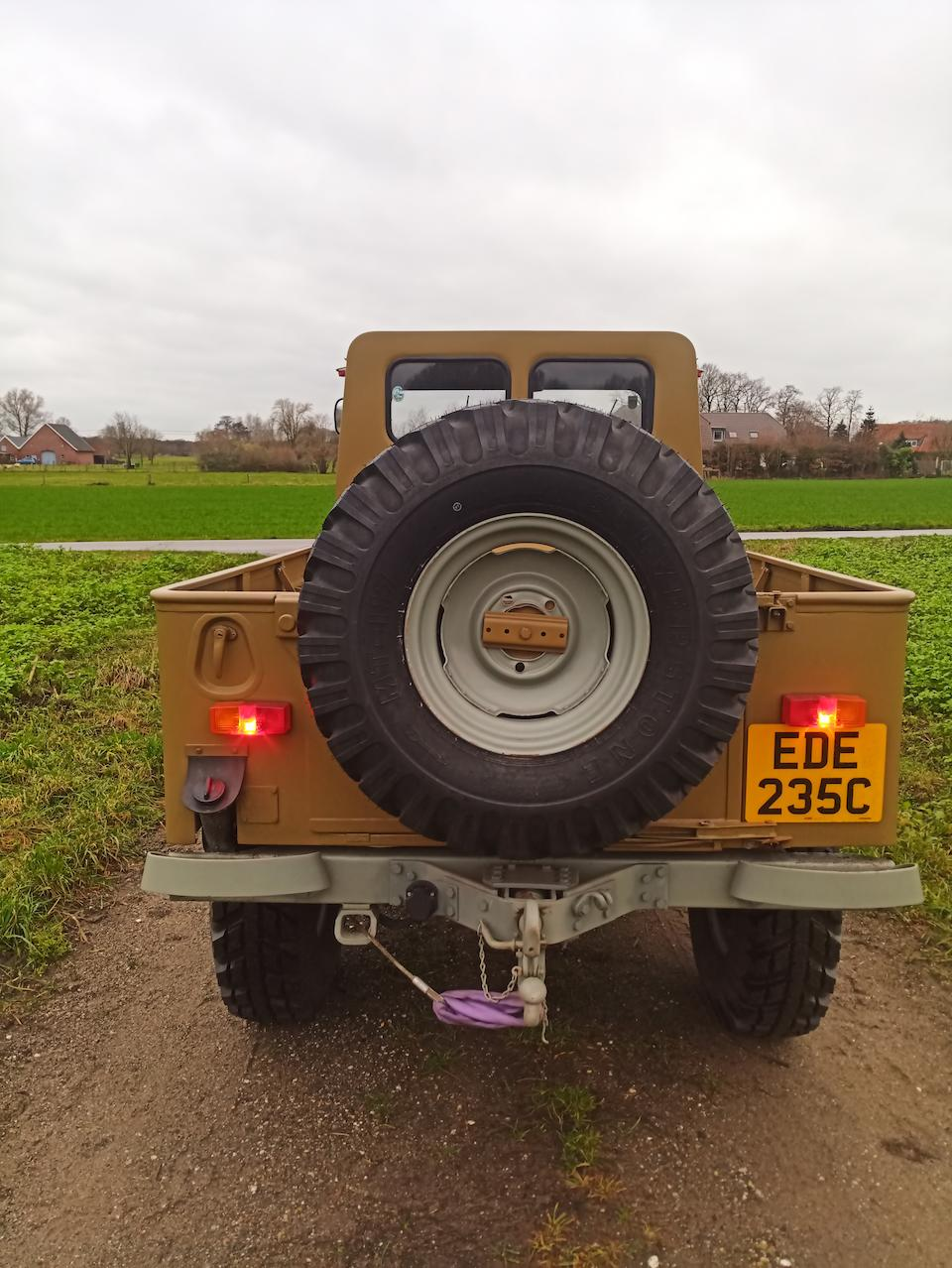 1965 Volvo L3314-H-T 'Laplander' 4x4 Military Vehicle  Chassis no. 3391
