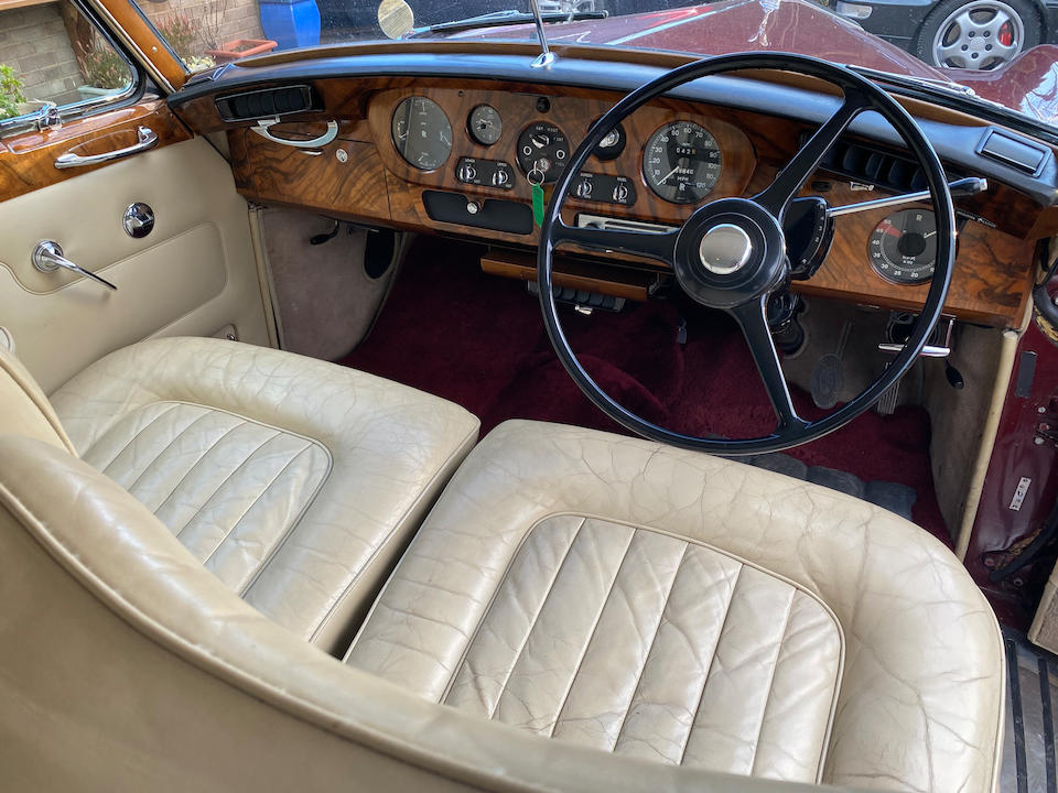 1964 Rolls-Royce Silver Cloud III  Chassis no. SGT527