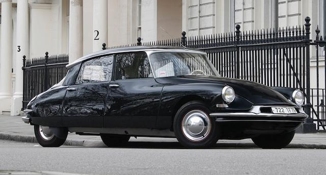 1959 Citroen DS19 Prestige Saloon Chassis no.  61964