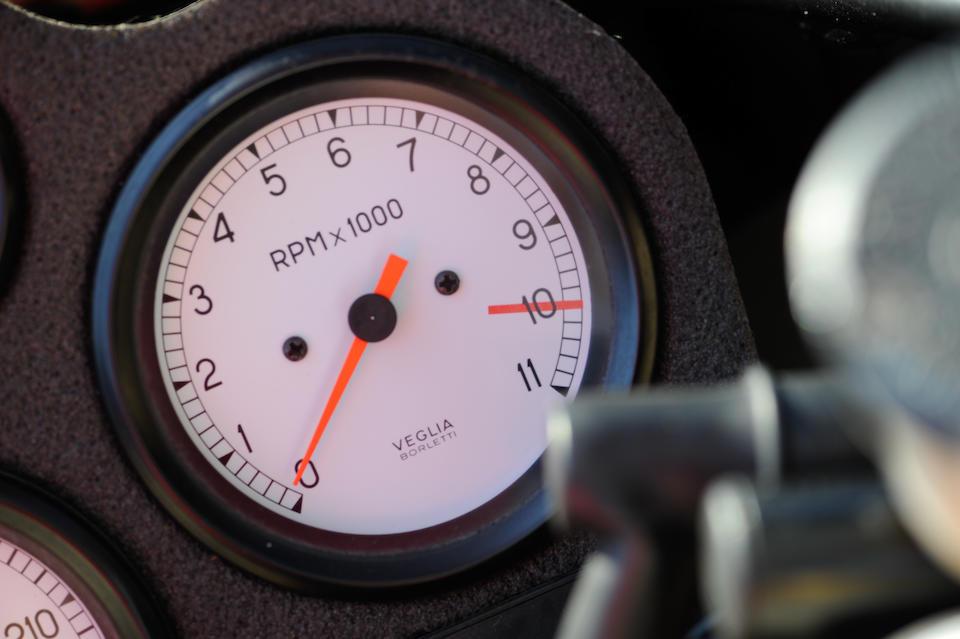 1991 Ducati 851 SP3 Superbike Frame no. ZDM888S000829 Engine no. ZDM888W4001084