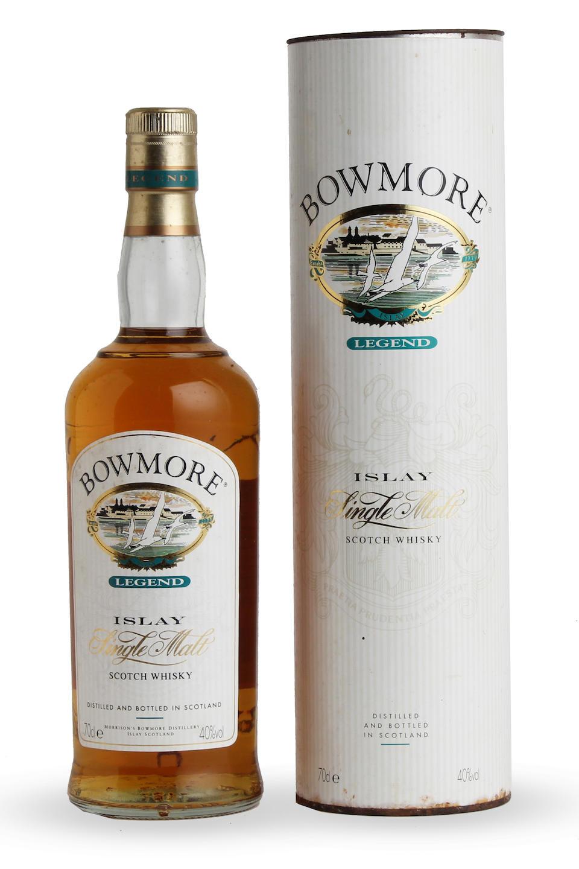 Bowmore-12 year old Bowmore Legend Highland Park-12 year old Bunnahabhain-12 year old Clynelish-14 year old Jura-10 year old Lagavulin-16 year old