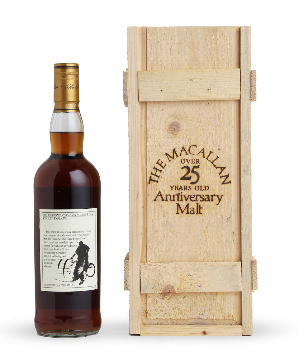 The Macallan-25 year old-1971