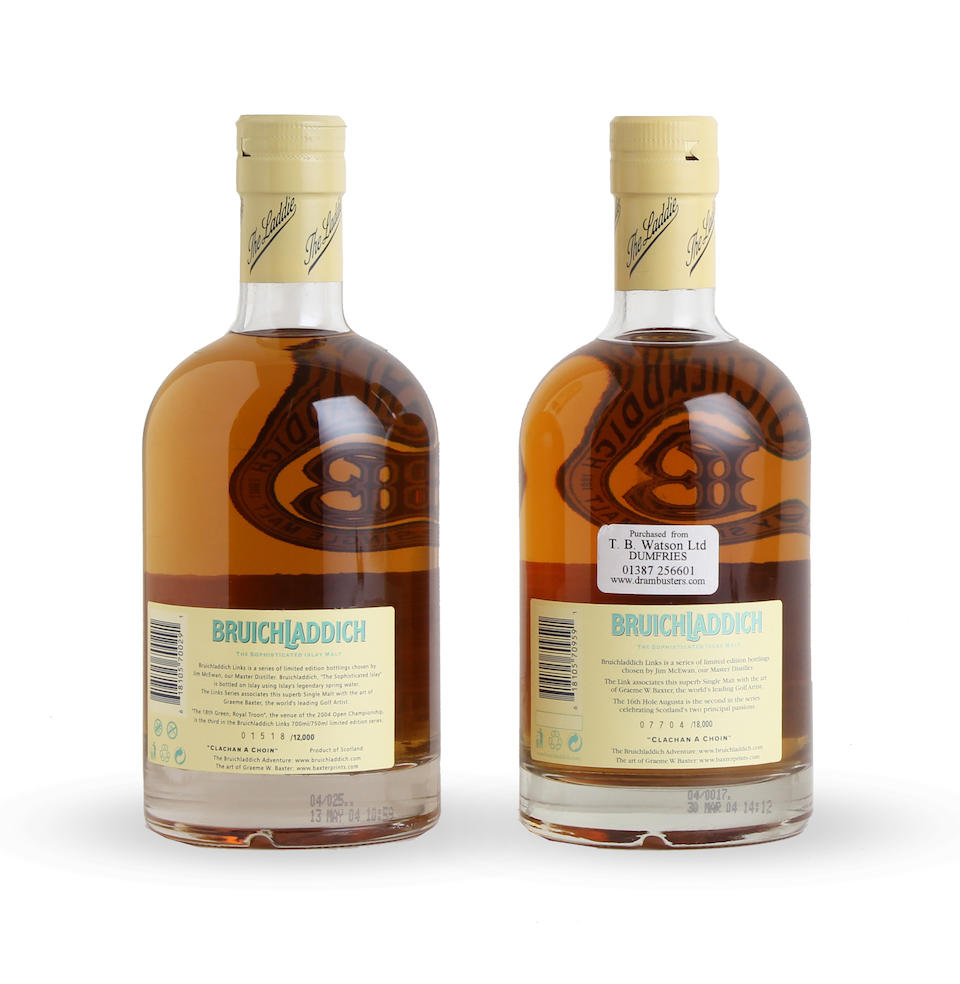 Glenfarclas-15 year old Ledaig-1974 Isle of Jura-19 year old-1984 (2)