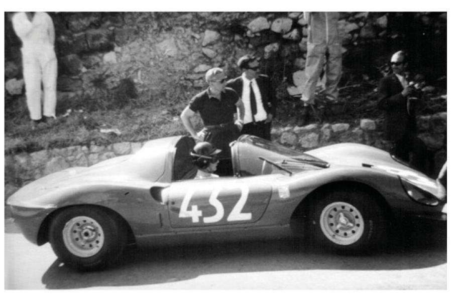 The ex-Clemente Ravetto, Pietro lo Piccolo, Bardinon Collection,Ferrari  Dino 206S/SP Racing Sports Prototype  Chassis no. 022 Engine no. 022,Ferrari  Dino 206S/SP Racing Sports Prototype  Chassis no. 022 Engine no. 022