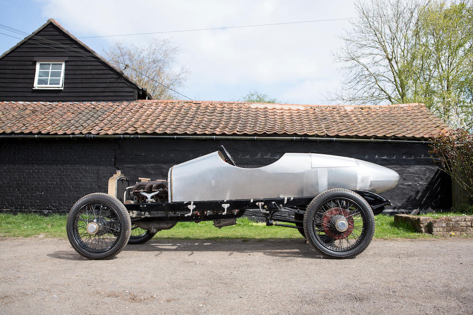 1914 Talbot 4CB Sporting Model Project  Chassis no. 4CB 8222