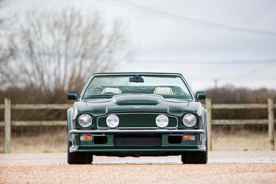 1989 Aston Martin V8 Vantage X-Pack Volante