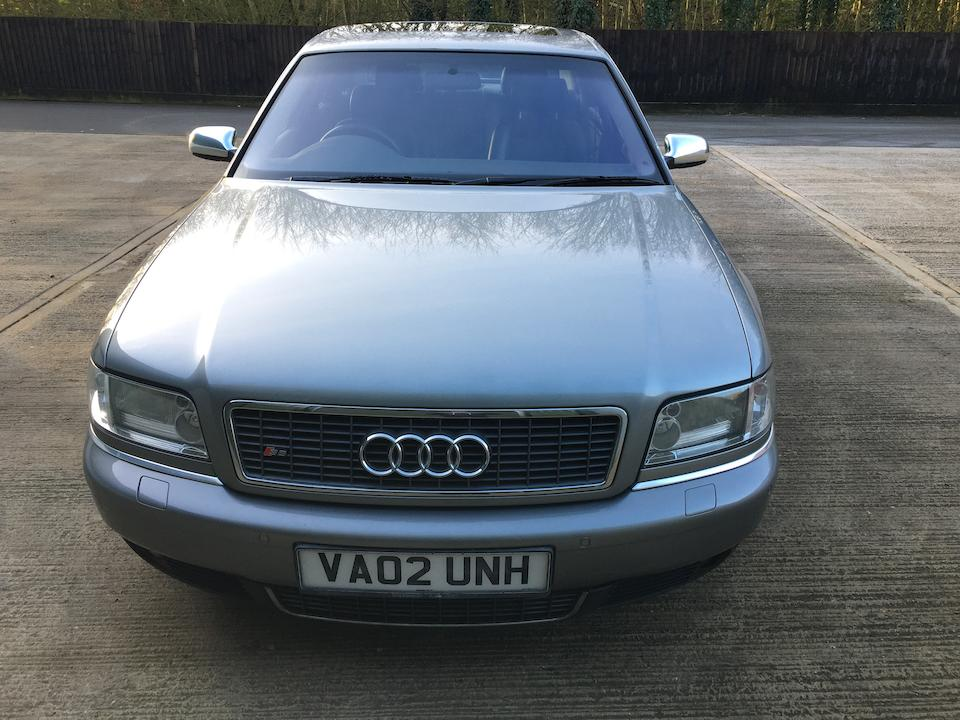 The Ex-Robert Plant,2002 Audi S8  Chassis no. WAUZZZ4D42N007566