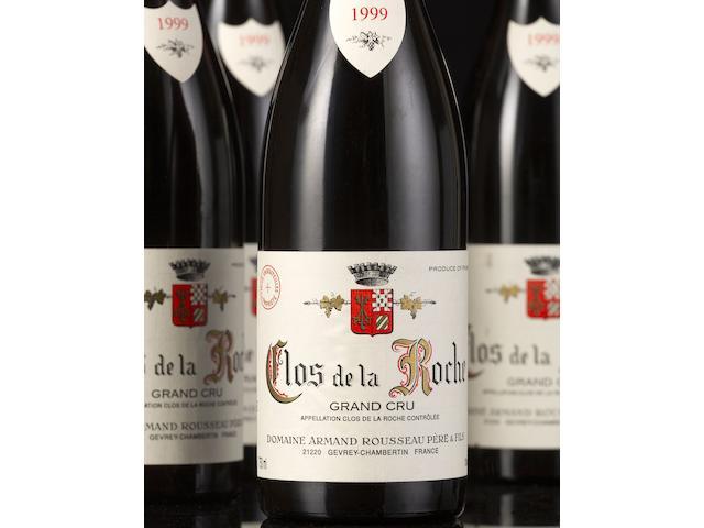 Clos de la Roche 1999, Domaine Armand Rousseau (6)
