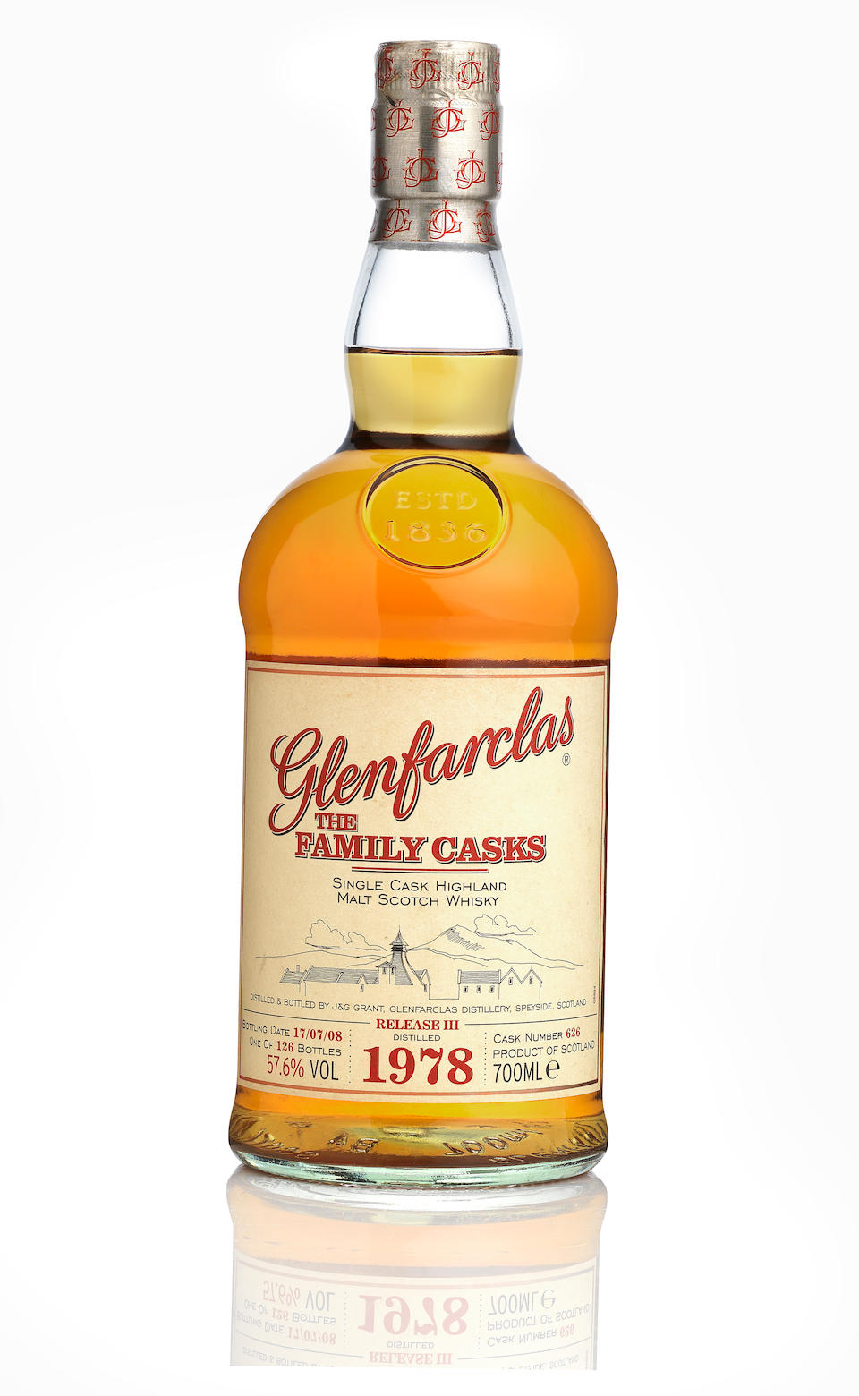 Glenfarclas The Family Casks 1952-1994 comprising (43):