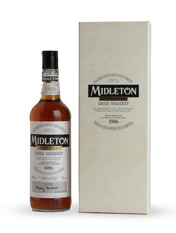 Midleton Very Rare-Bottled 1986