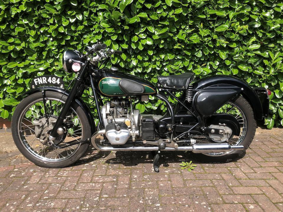 1949 Douglas 348cc T35 Frame no. T35/S 5681/3 Engine no. T35/S 5681/3