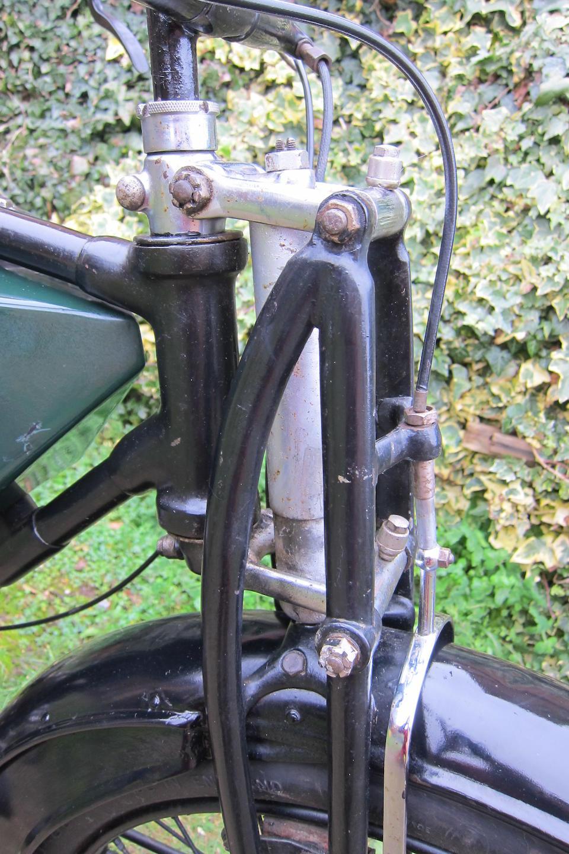c.1920 Rudge 499cc Multi TT Model Frame no. 780466 Engine no. 21683