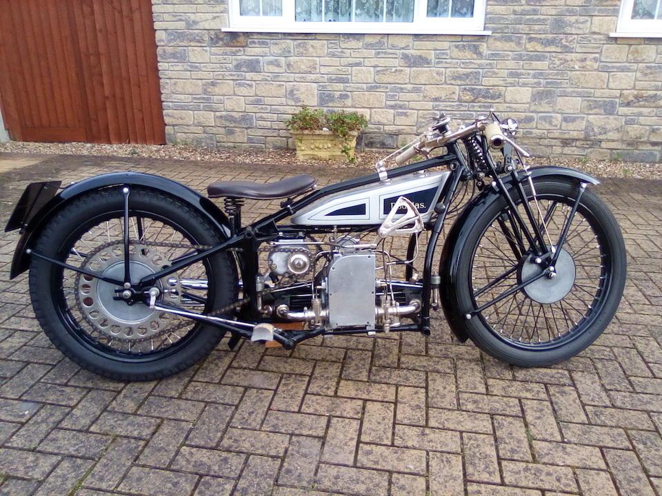 1925 Douglas 596cc RA Model OB Frame no. 5759/3 Engine no. OE 124