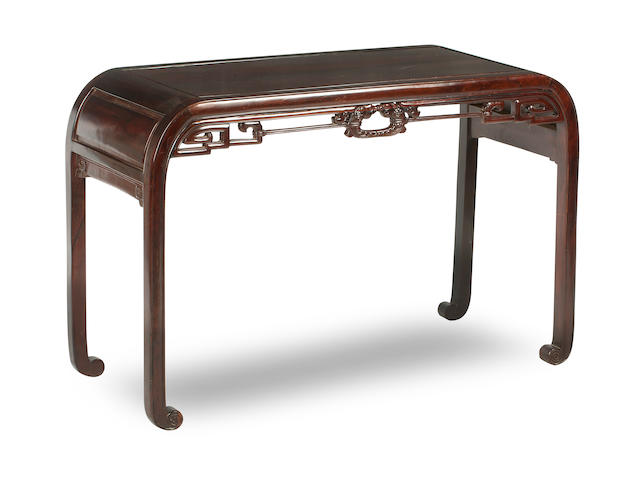 An altar table 20th century