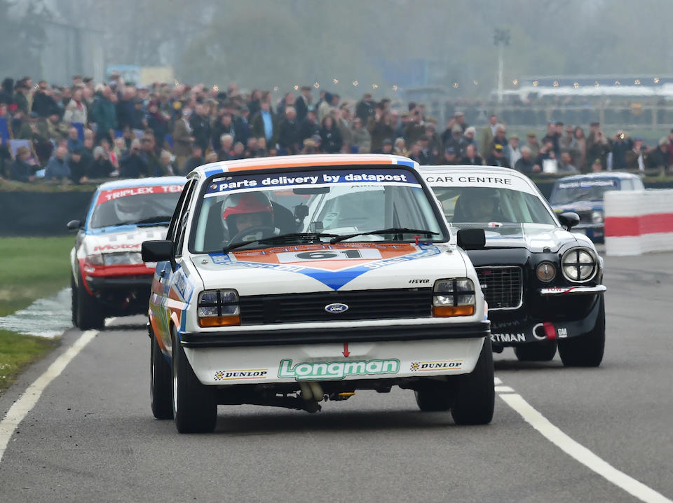 1983 Ford Fiesta 1300 Group 1 Saloon  Chassis no. VS63XXWPFBCU79326