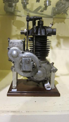 A believed Moser engine
