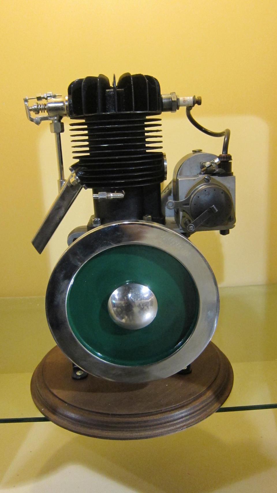 A Molaroni Two-stroke engine