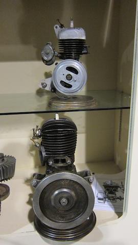A Villiers Mk VIIIA Two-stroke engine  ((2))