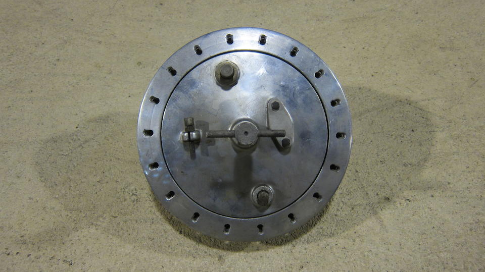 A believed MV Agusta motorcycle front hub