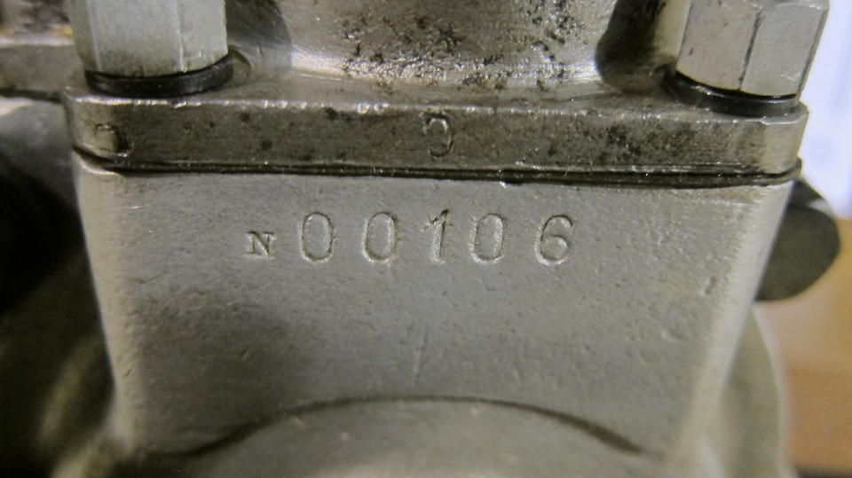 A Benelli Two-stroke engine