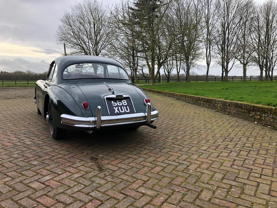 1959 Jaguar XK150 3.8 Fixed Head Coupé  Chassis no. S836559DN