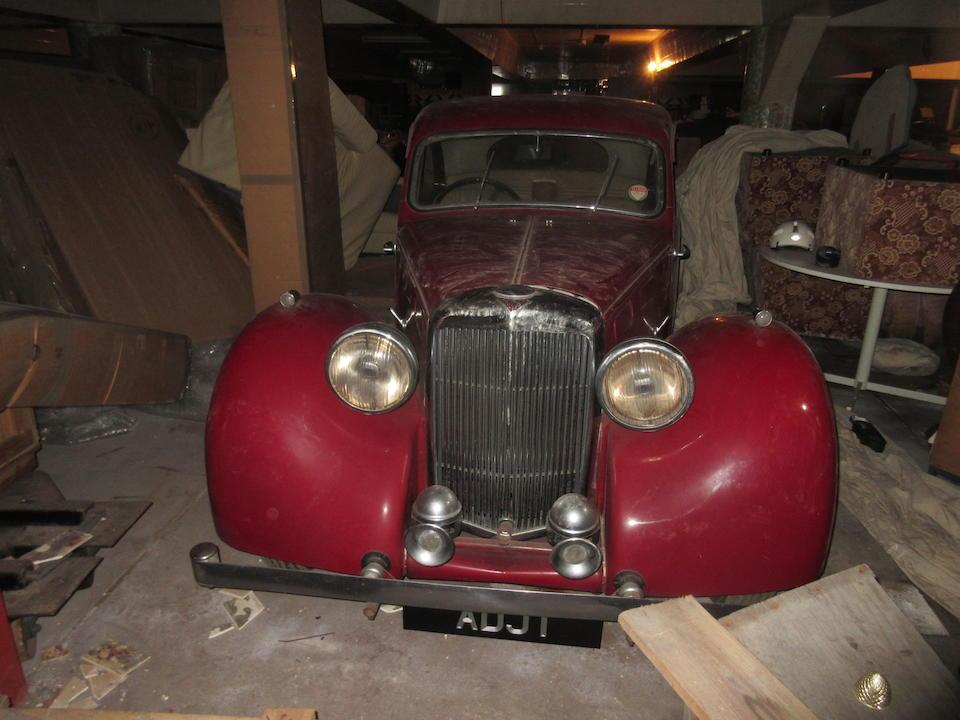 1948 Alvis TA14  Chassis no. 21786