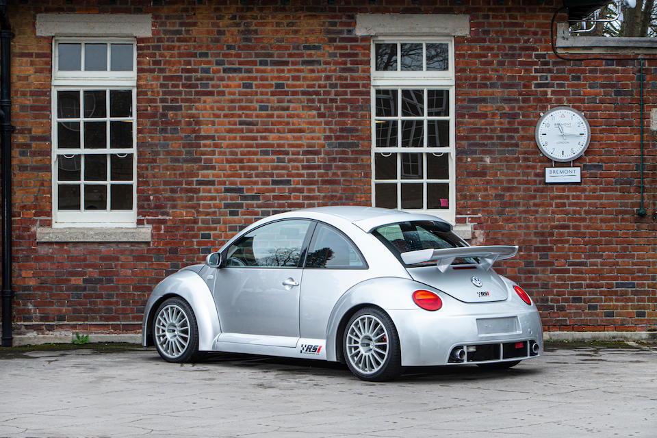 2001 Volkswagen Beetle RSi  Chassis no. TBA