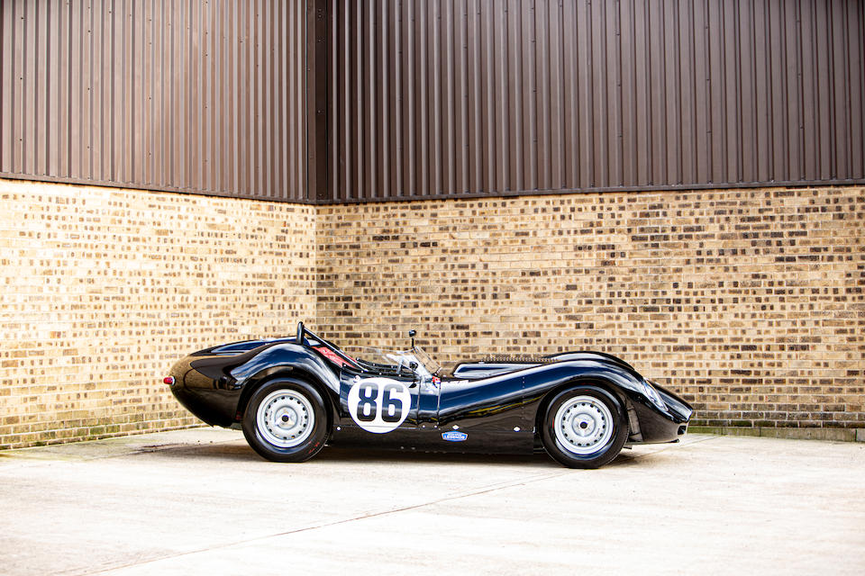 c.1958 Lister-Jaguar 3.8-Litre 'Knobbly' Sports-racer  Chassis no. BHL186