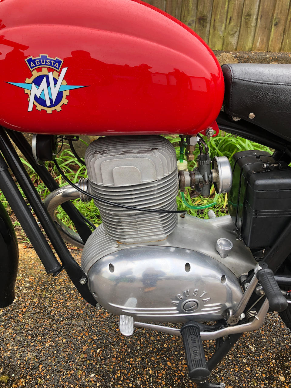 1954 MV Agusta 175cc CSTL Frame no. 405200/36 Engine no. 404500T