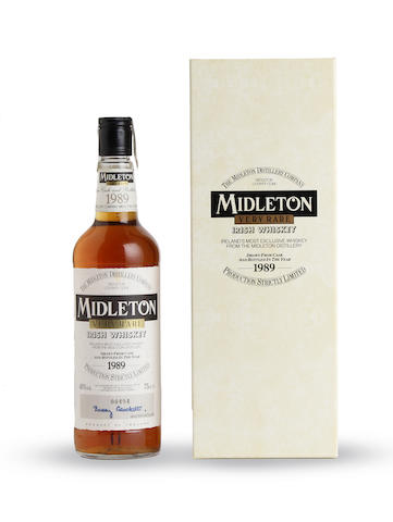 Midleton Very Rare-Bottled 1989