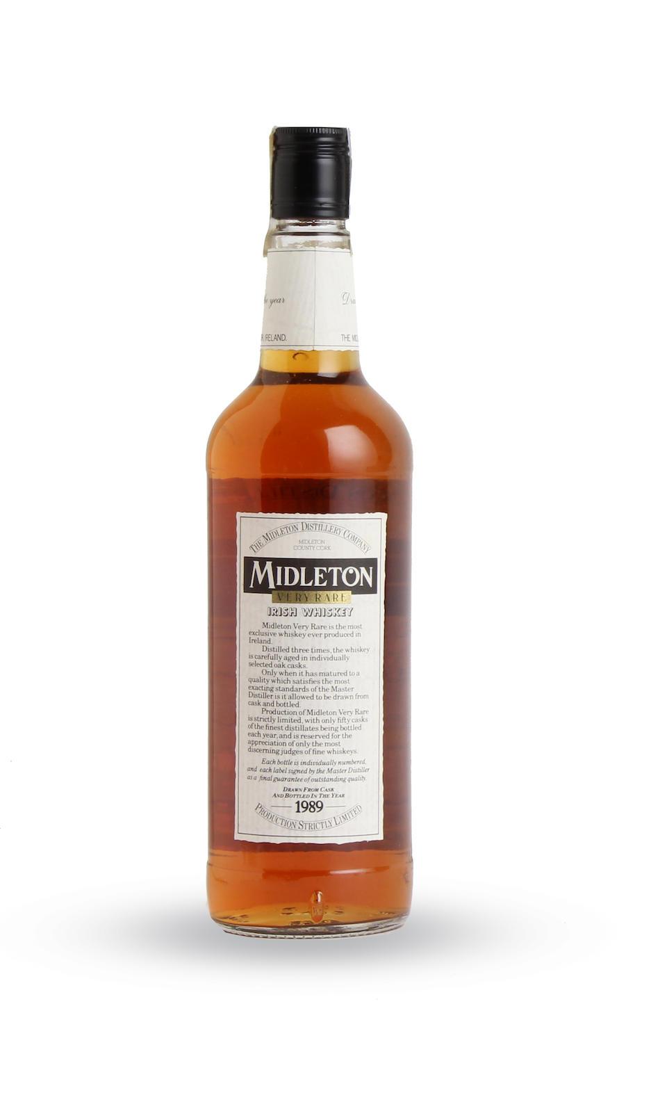 Midleton Very Rare-Bottled 1989
