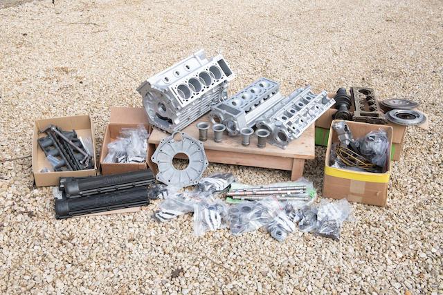 BRM 'Tasman'-Type 2-Litre V8 Endurance Racing Engine  Engine no. BRM 12302