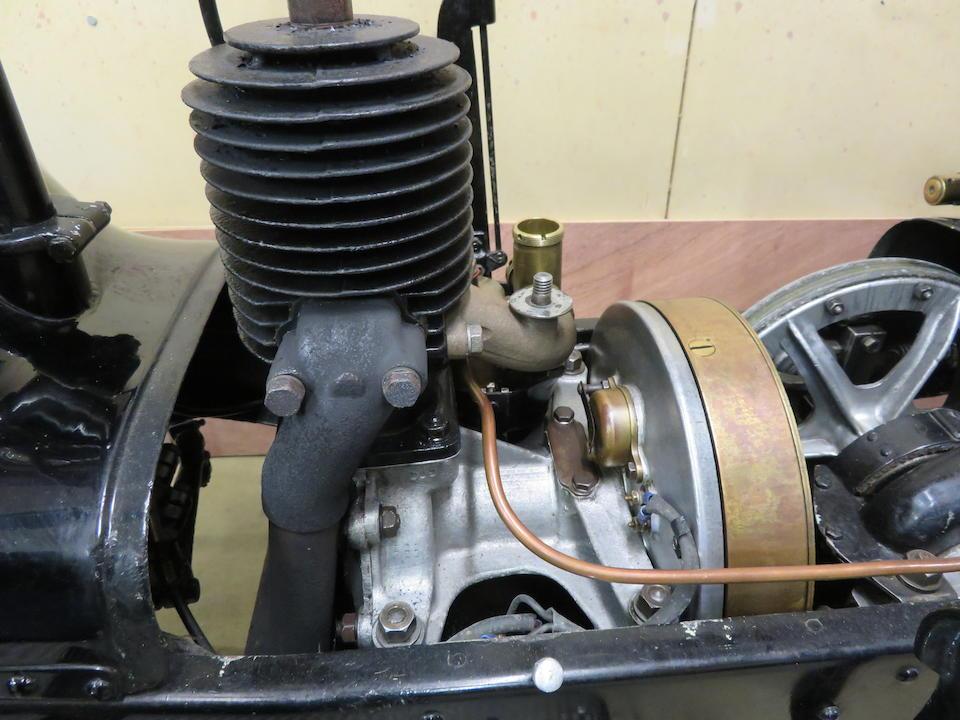 1923 Ner-a-Car 221cc Model A Frame no. 2269 Engine no. 909