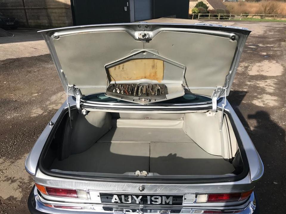 1974 BMW 3.0 CSi Coupé  Chassis no. 2265466