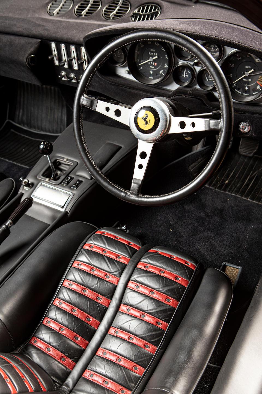 1971 Ferrari 365 GTB/4 'Daytona' Spyder conversion by Autokraft  Chassis no. 14397