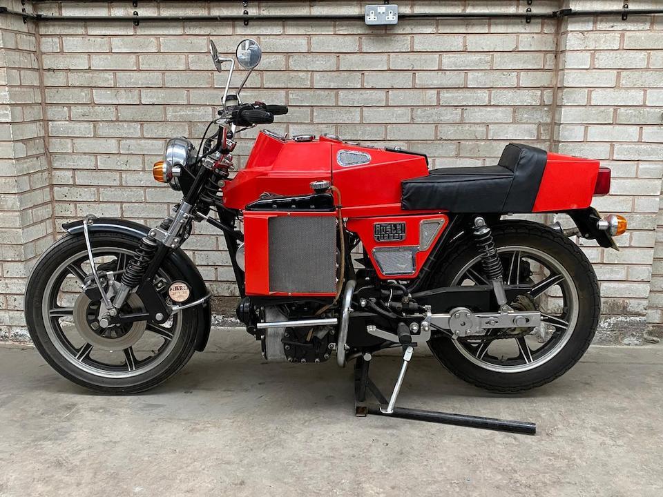 1985 Austel MkII 998cc Lotec Frame no. AUS10-85-001 Engine no. 99H614EH1334