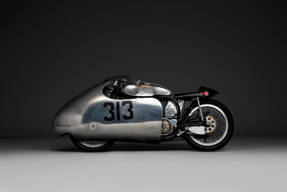 c.1970 Norton-Vincent 499cc Comet Sprinting Motorcycle 'Moto3' Frame no. R13 86229 Engine no. F5AB/2A/10528