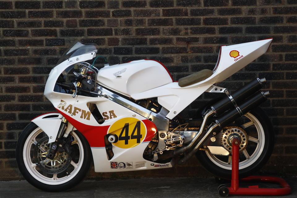 1992 Honda RVF400R NC35 Racing Motorcycle Frame no. NC35-1003414 Engine no. NC13E-1503421