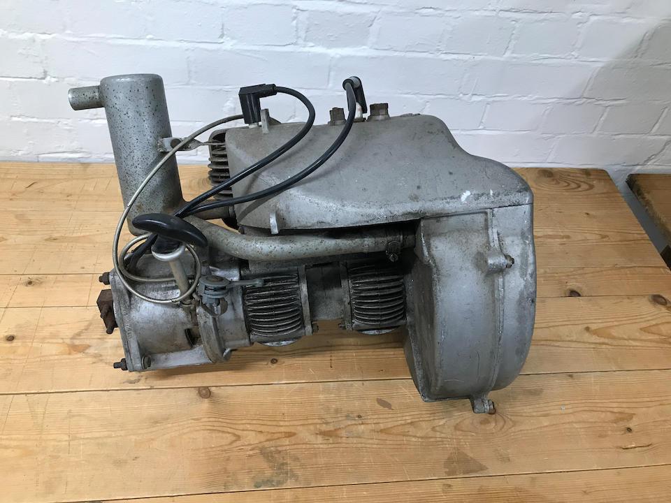 A Vincent Amanda engine