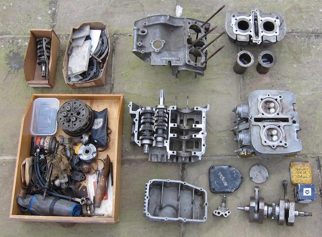 Honda CR72 Engine components  ((Qty))