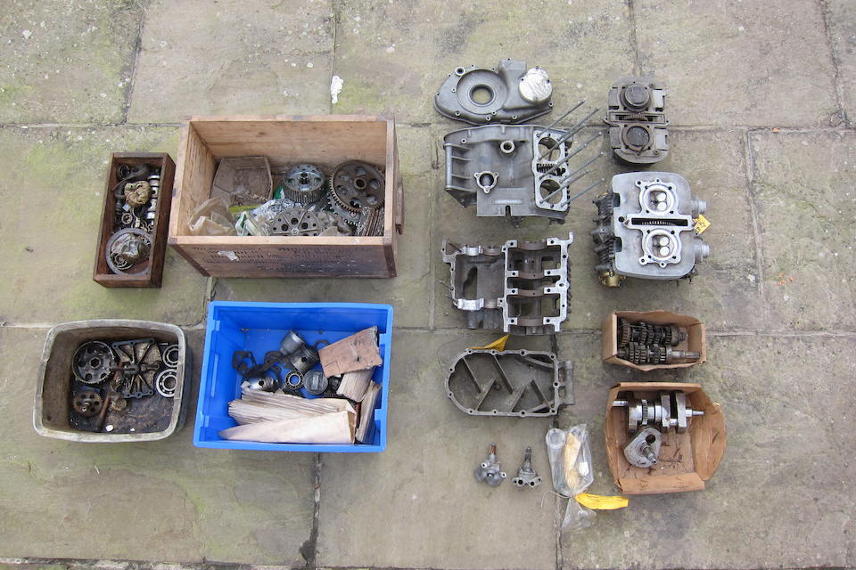 Honda CR77 engine components  ((Qty))