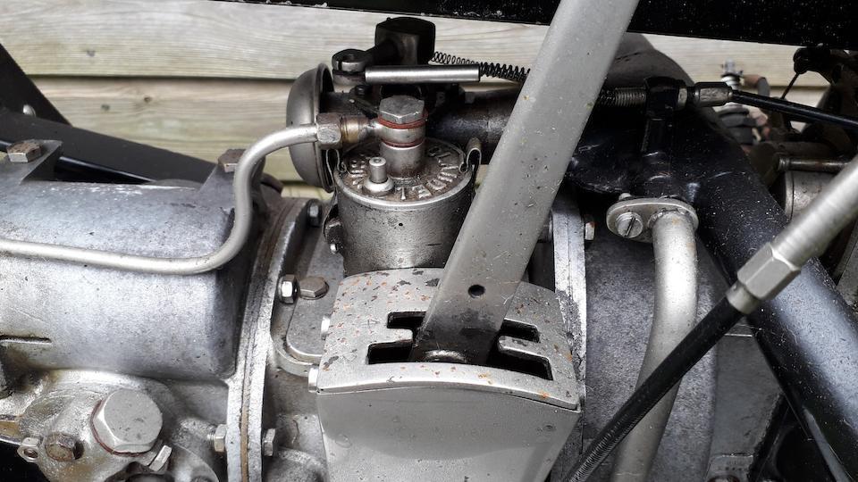 1920 ABC 398cc Frame no. 1111 Engine no. 1111