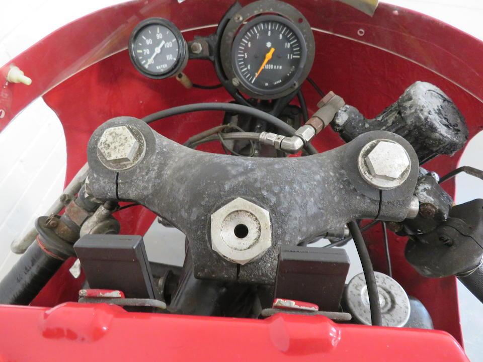 Ex-Texaco Heron Team Suzuki; Percy Tait; John Williams; 1976 Isle of Man Classic TT-winning,1975 Suzuki 750cc XR11 Formula 750 Racing Motorcycle Frame no. GT750-62865 and 2859