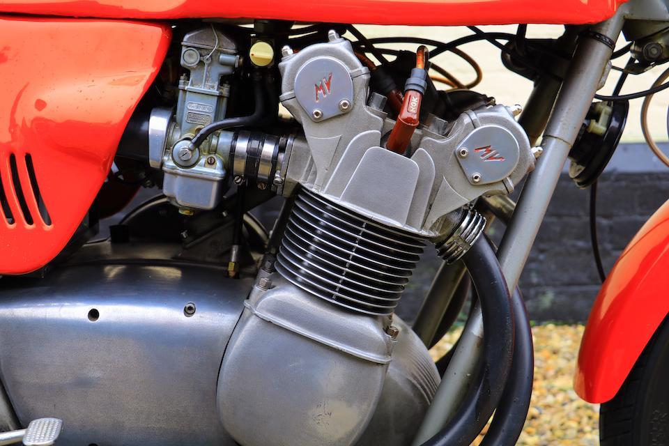 1978 MV Agusta 789cc America 'Magni' Frame no. 2210352 Engine no. 2210352