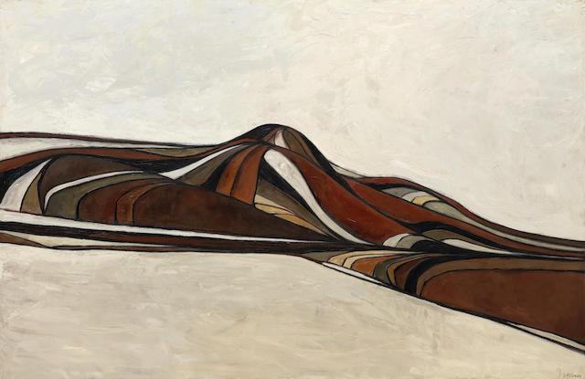 Sirak Melkonian (Iran, born 1931) Untitled (Saturn)