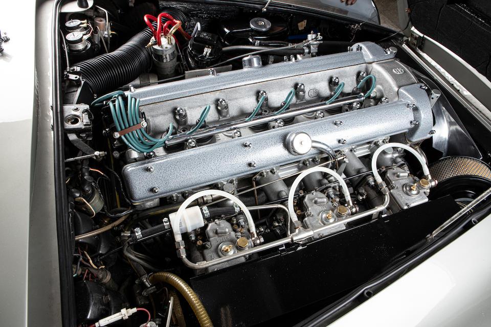 1965 Aston Martin DB5 Vantage Saloon