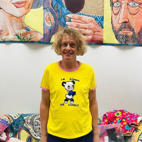 Grayson Perry (British, born 1960) A rare opportunity for up to 4 people to be shown around the artist's studio by Grayson Perry himself! Perry studied at Braintree College of Further Education from 1978 to 1979 and graduated from Portsmouth Polytechnic in 1982. He was awarded the Turner Prize in 2003.He works in a variety of mediums but is best known as a ceramicist. There is a dissonance between the conventional forms of his vessels and the depictions that adorn them. He uses imagery and text to chronicle social concerns, his own formative experiences and to tell the story of his alter ego, Claire. The tone of his narratives is psychologically complex and often caustic. Although he uses traditional methods to make his pots, he employs a range of techniques, such as embossing and photographic transfers, to create intricate, animated surfaces.